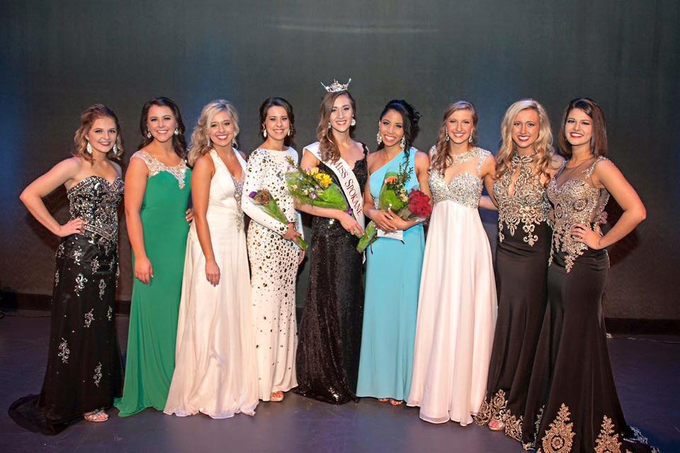 Whitworth student earns pageant crown over Jan Term