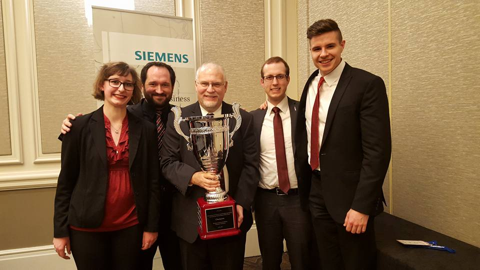 Ethics Bowl team wins second nationals title