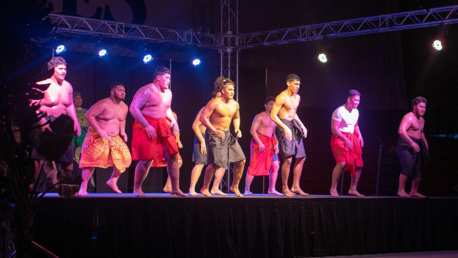 Hawaiian Club's lu'au attracts many, celebrates culture