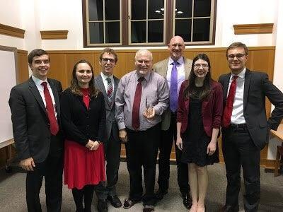 Ethics Bowl brings home third national title