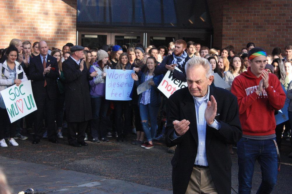 Whitworth stands in affirmation of inclusive community