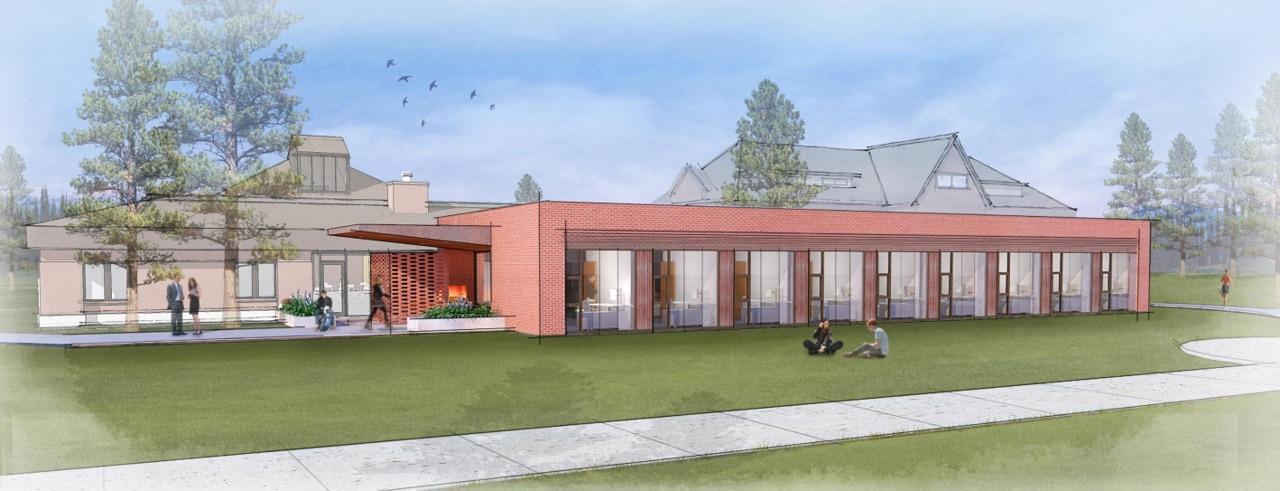 Beeksma Theology Center breaks ground