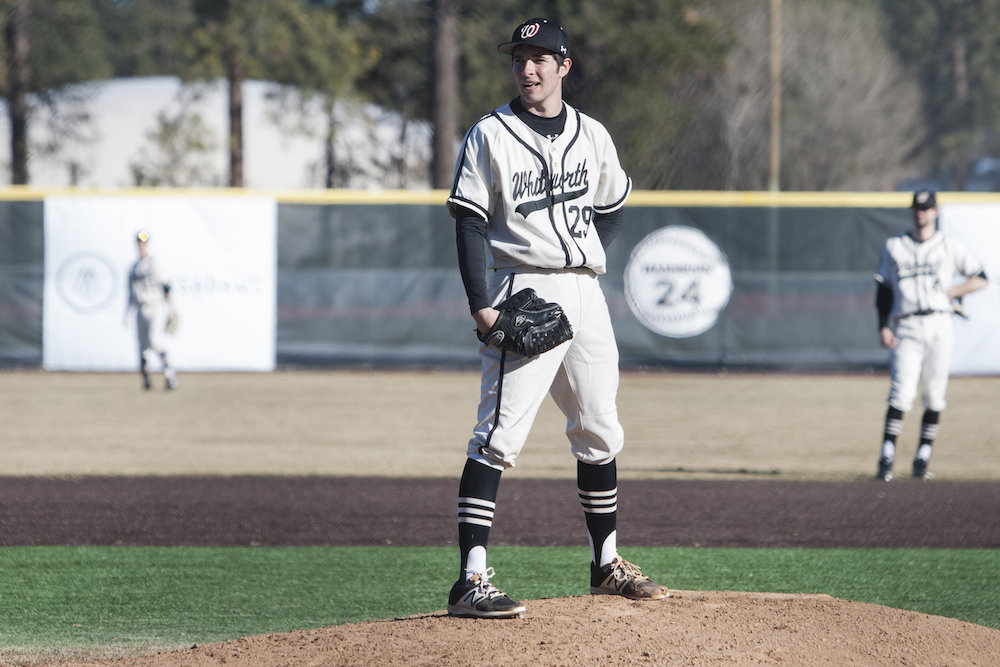 Whitworth completes sweep of George Fox